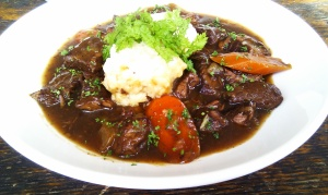 Beef and Junction Ale Stew
