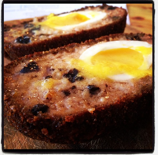 All Day Breakfast Scotch Egg