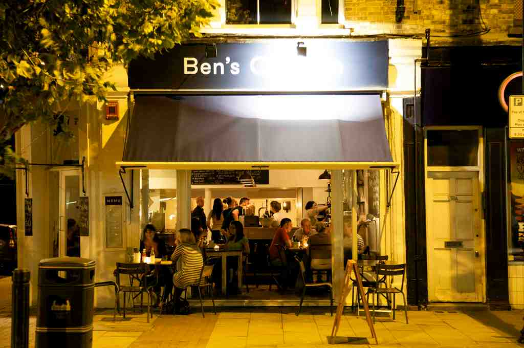 Ben's Canteen Private Hire